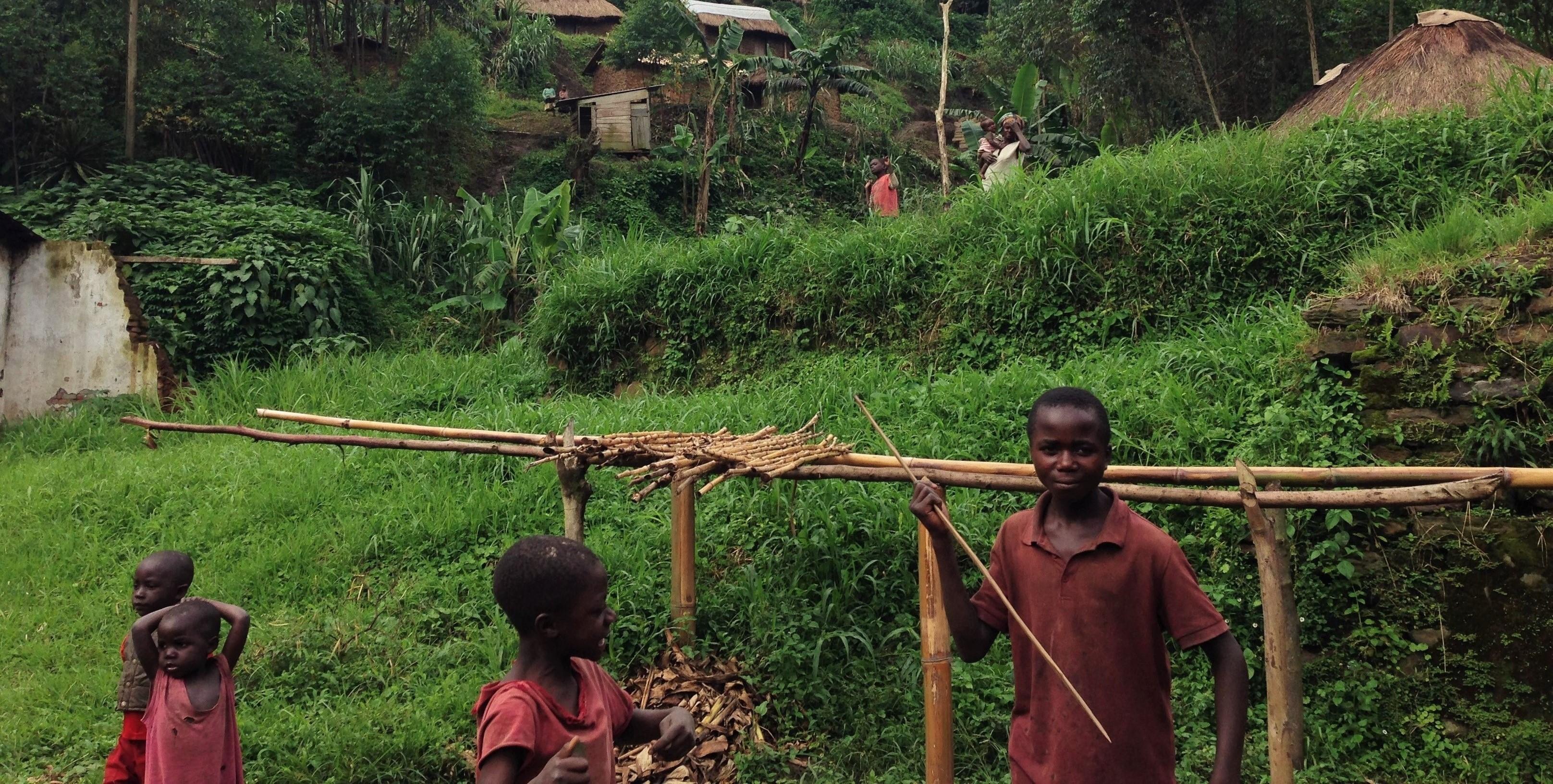 Geef kinderen in conflictgebieden een toekomst